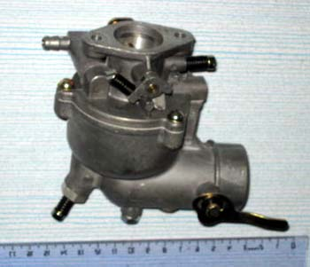 Ремонт карбюратора мотоблока мб-1